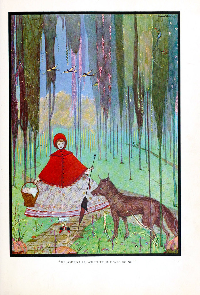 """The fairy tales of Charles Perrault (1922)"" by CircaSassy is licensed under CC BY 2.0"